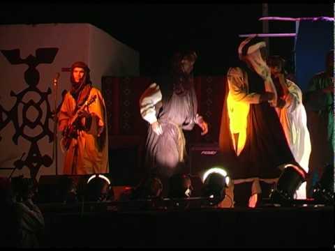 Takrist Nakal (Abdalah du Niger) Live Essakane 2006
