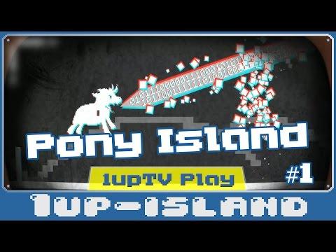 Pony Island Part 1 - Something 1010011010 Ponies