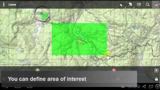 downloading us offline topo maps to locus map