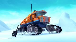 Arktis Abenteuer - Teil  2 - LEGO City Arkis - Mini Movie