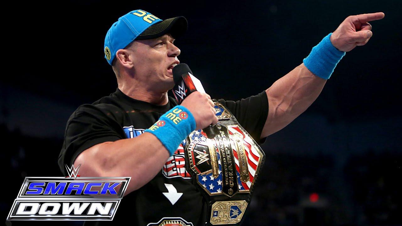 John cena - John Cena And Rusev Take Things To The Extreme Smackdown April 2 2015 Youtube