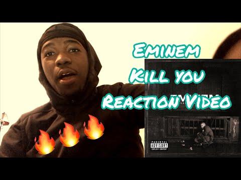 EMINEM- Kill You (Marshall Mathers LP) REACTION