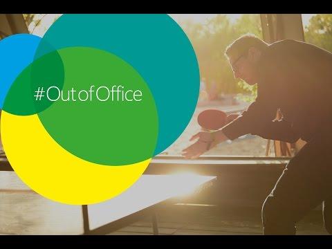 Microsoft lebt #OutofOffice in Berlin