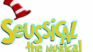 Seussical the Musical- The One Feather Tail of Miss Gertrude McFuzz
