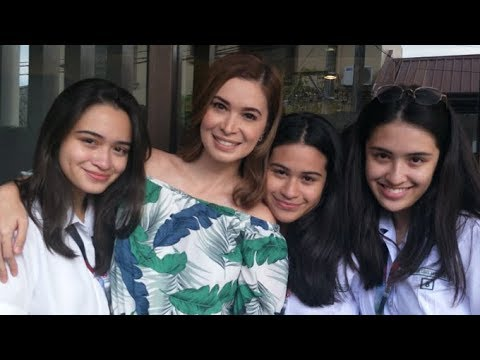 Sunshine Cruz and daughters celebrate news of annulment thumbnail