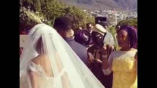 Full Video of Banky W and Adesua Etomi's White Wedding In South Africa #BAAD2017 #TheFinals
