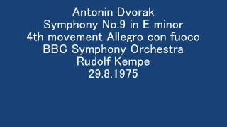 dvorak symphony no 9 4th movement wmv