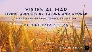 """Vistes al mar"" Live Streaming concert from Tiergarten (Berlin)"