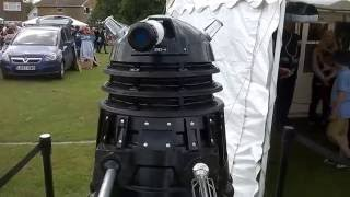 Shy Dalek at Sci-Fi by the Sea 4