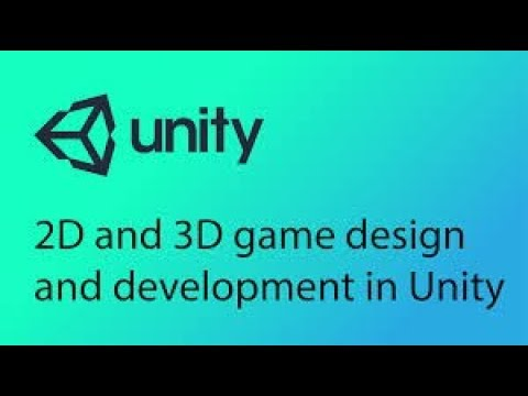 Developing 3D & 2D Games with Unity for Windows Full Tutorial
