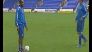 Jay Jay Okocha - Flick & Pass