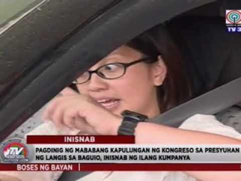 TV Patrol Northern Luzon - Oct 12, 2017