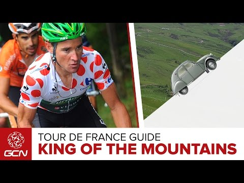 How Do You Win The King Of The Mountains At The Tour De France? Polka Dot Jersey Explained