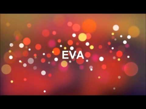 grattis eva GRATTIS PÅ FÖDELSEDAGEN EVA   YouTube grattis eva