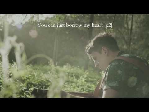 Borrow my heart Taylor Henderson- Lyrics