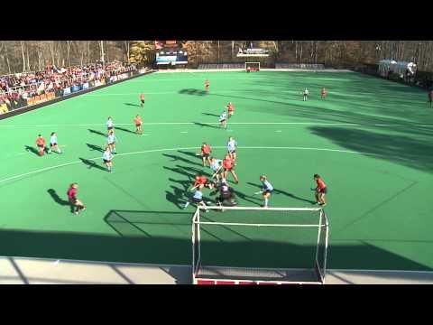 Highlights | NCAA Semifinals vs. UNC - Syracuse Field Hockey