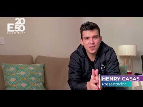 "E2050 COLOMBIA - ""Unidos por la Resiliencia Climática"" - Henry Casas"