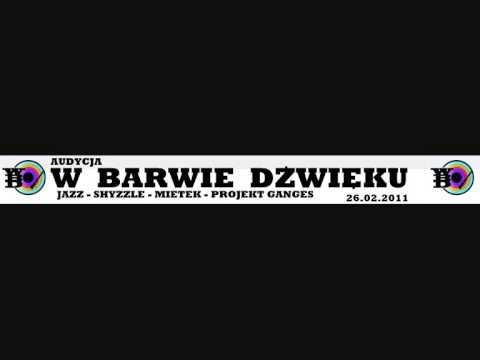 """Audycja """"W Barwie Dźwięku"""" 26.02.2011 - Mietek & Projekt Ganges (Radio GRA.fm Włocławek) (3/4)"""
