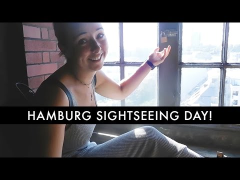 HAMBURG SIGHTSEEING DAY | ABIKNEE