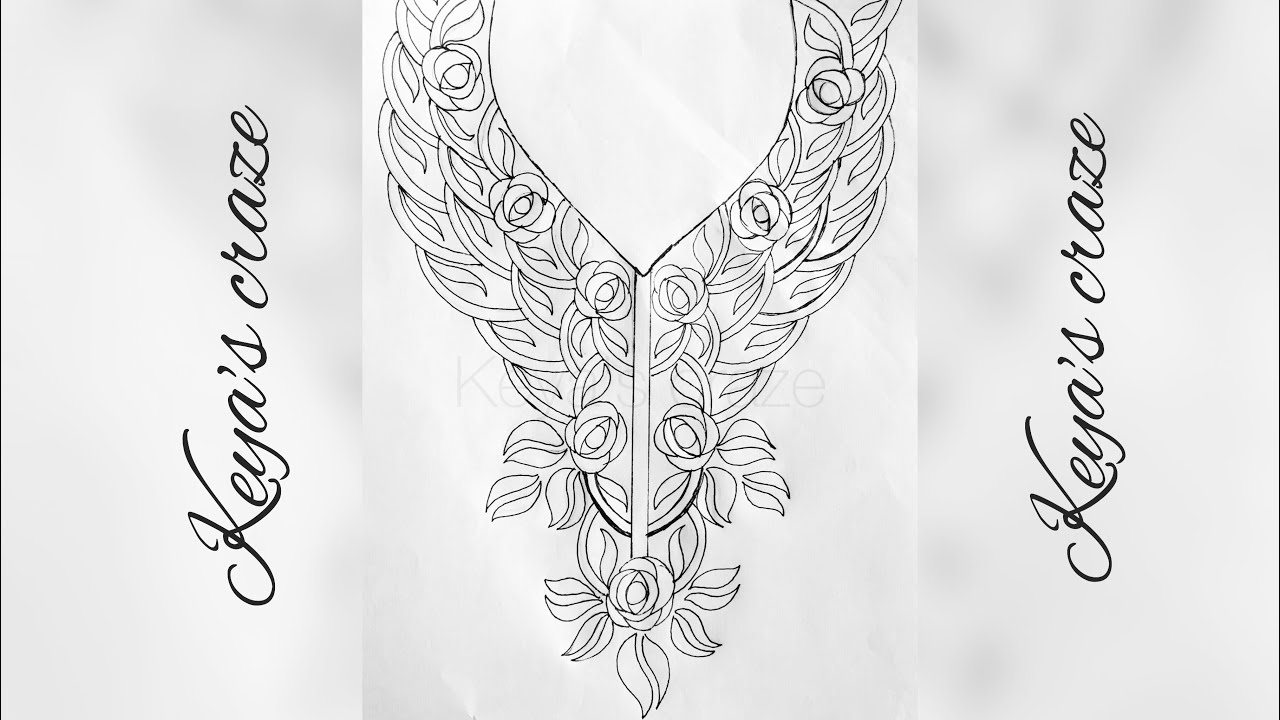 Neck Designs Pencil Drawings Pencildrawing2019,Powerpoint Template Design Free Download 2020