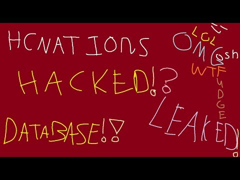 HcNations Database Breach?! #cloutalert