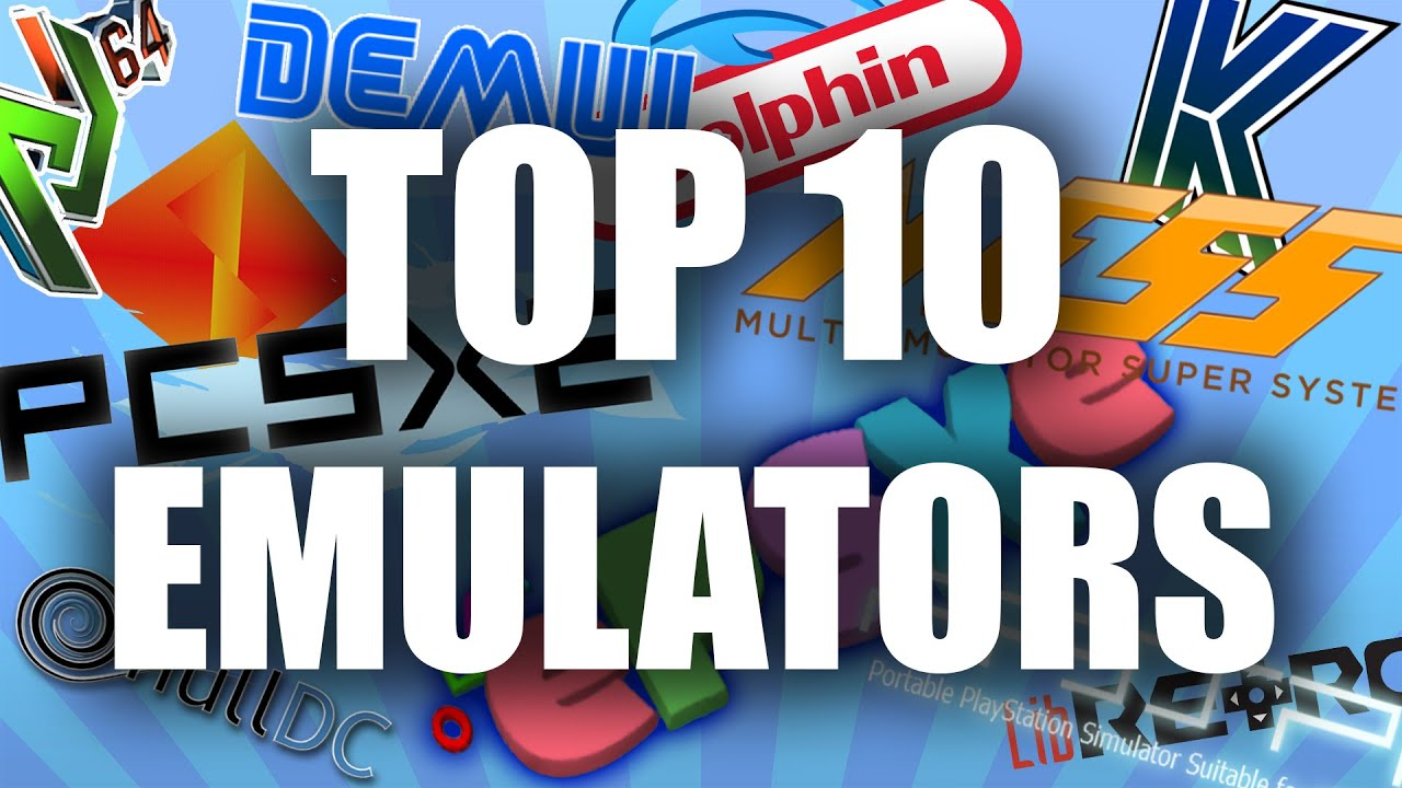 Top 10 Emulators for PC