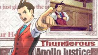 Repeat youtube video Apollo Justice Ace Attorney   Trailer 1   DS