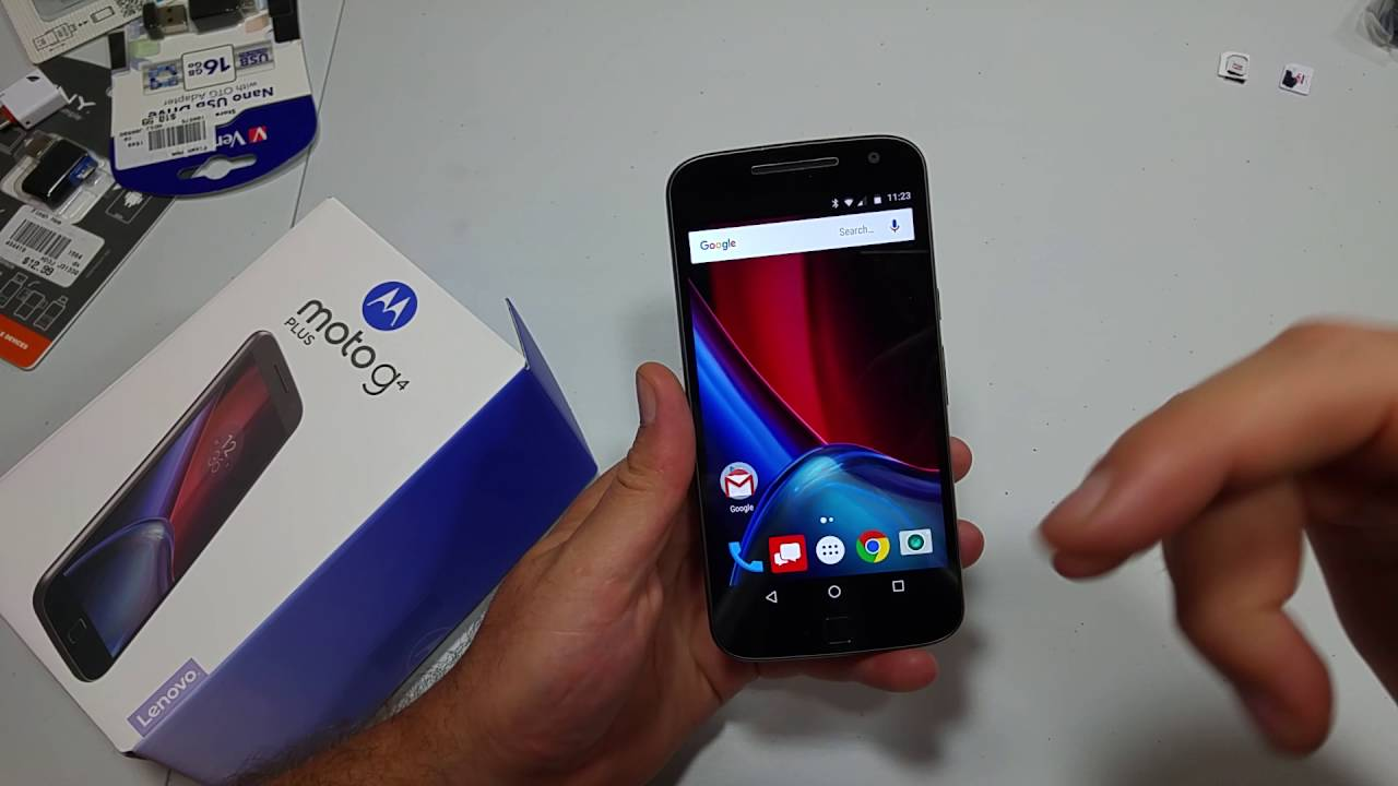 Motorola Moto G4 Plus How to turn off Talk Back accessibility feature