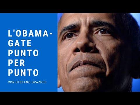 L'Obamagate punto per punto (e cosa succederà a novembre)