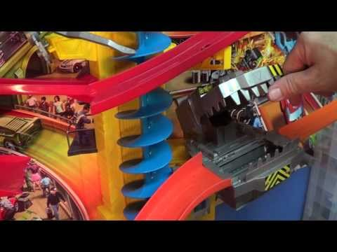 Tips For The Power Tower Hot Wheels Wall Tracks