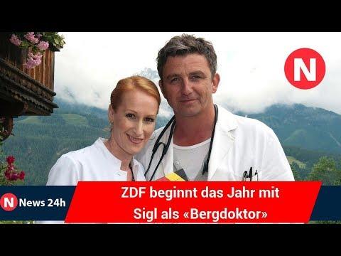 ZDF beginnt das Jahr mit Sigl als «Bergdoktor» - News 24h