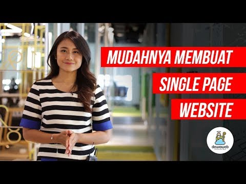how-to-make-a-single-page-website-tutorial-part-1---dewaweb