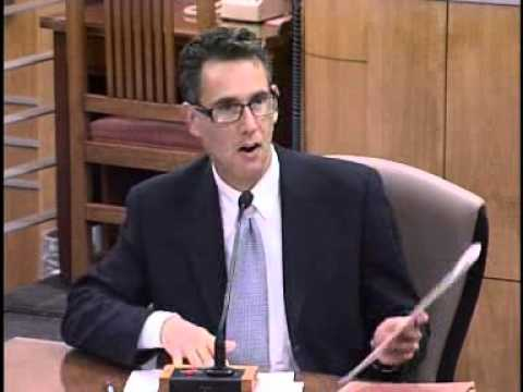 Senate Budget and Fiscal Review Committee Part 1 2/2/2010