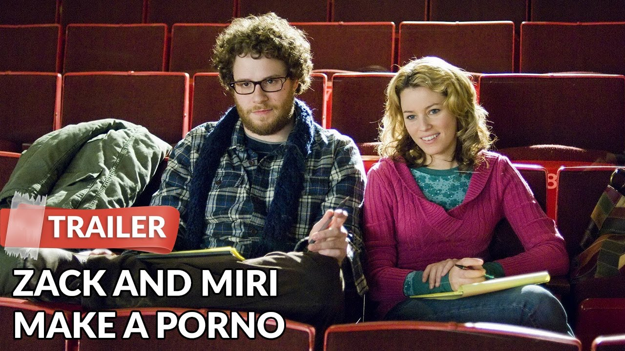 Zack and Miri Make a Porno 2008 Trailer HD | Seth Rogen | Elizabeth Banks