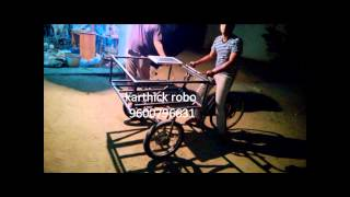 solar tricycle mechanical project