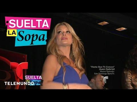 Suelta La Sopa | ¿Marisol Terrazas y Lorenzo Méndez protagonizaron un video porno? | Entretenimiento