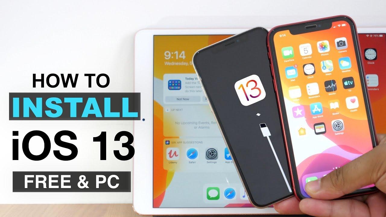 How to Install iOS 13 Beta & iPadOS 13 Right Now? (iOS 13 ...