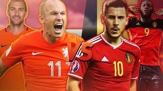 BELGIË VS NEDERLAND IN FIFA!