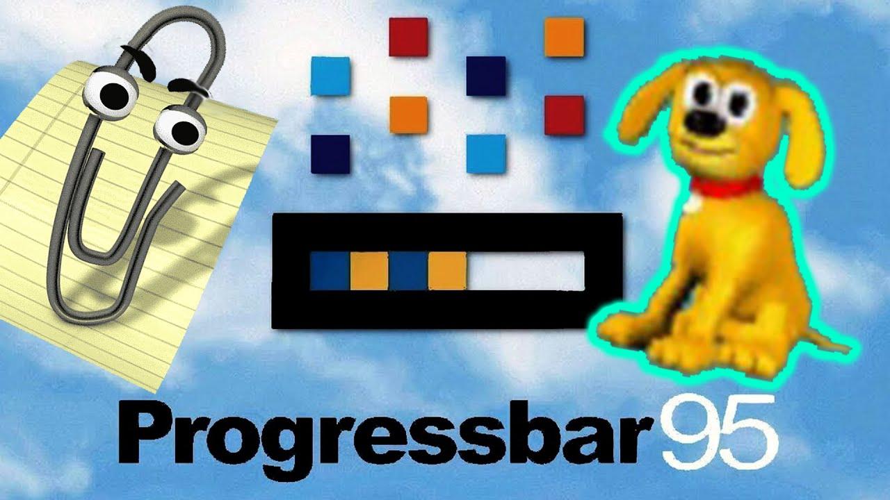 ПРОКАЧАЙ СВОЮ ВИНДУ - Progressbar95 (СНИ)