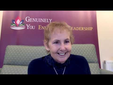 How to be genuinely you and create authentic content? Interview with Gina Gardiner