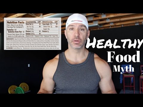 Healthy Food Myth