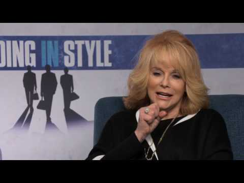 "Zach Braff and Ann-Margret Interview for ""Going in Style"""