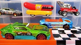 Jammers and Racing! Hot Wheels Rally Cat, Radio Flyer Wagon, Oscar Mayer Wienermobile 20181019