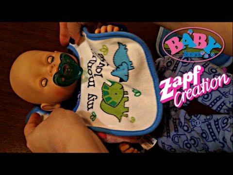 Zapf Creation Baby Born Boy Doll Haul From Walmart And