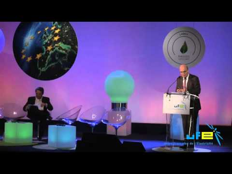 Colloque UFE 2015 - Intervention Christophe De Maistre, Siemens France