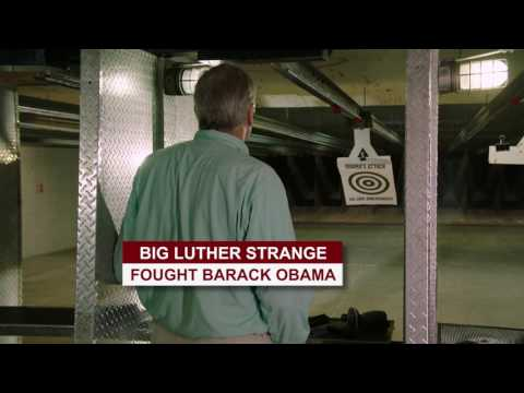 Luther Strange - Shooting Range