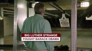 Luther Strange - Shooting Range