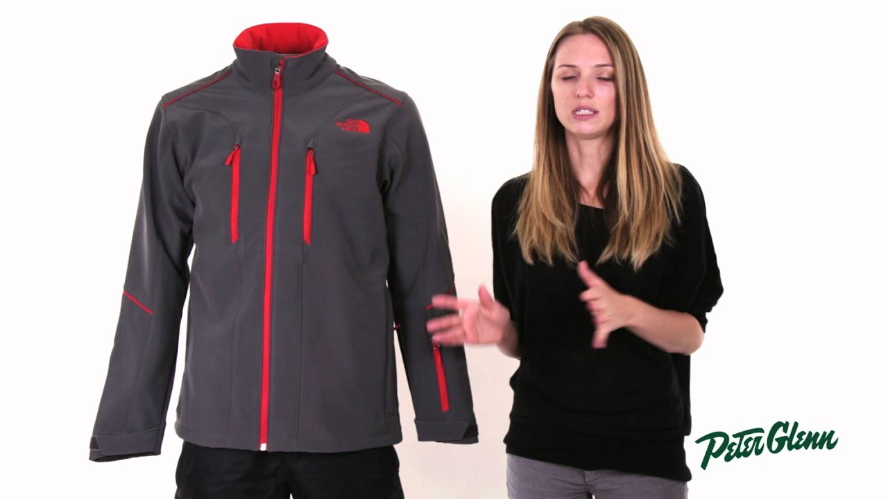 76b3a2b78 The North Face Men's Palmyra Softshell Jacket Review by Peter Glenn