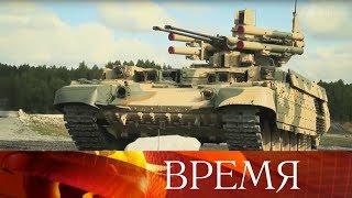В День оружейника в парке «Патриот» состоялся разговор о настоящем и будущем Российской армии.
