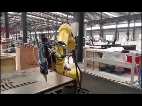 bodor laser robot 3D laser cutting